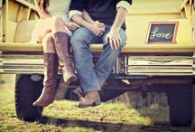 Engagement photos / by Ashley Petersen