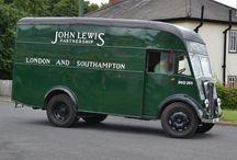 Blind vans, Panels & Deliveries