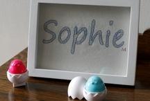 Sophie things