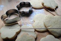 Cookies / Συνταγές για μπισκότα,κουλουράκια...