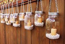 Back yard ideas / by Rachelle Campos