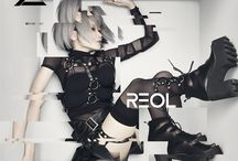RΞOL / Welcome to my RΞOL  board!  I love their first Album No Title+ and Sigma Σ aswell. Enjoy!