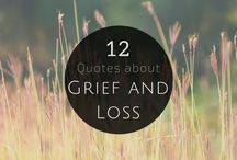 Quotes on Grief, Loss, and Mourning / If you're mourning a recent loss, we hope you find comfort in this collection of sad yet touching grief-related quotes.
