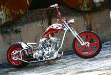 Favorite Choppers / These are our favorite choppers, from all over the world.
