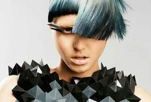 Wella trend vision / Hair ideas for Francesco's comp and wells xposure