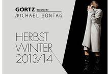 """Görtz designed by Michael Sontag / Inspiration pur: Endlich ist die zweite gemeinsame Schuhkollektion """"Görtz designed by Michael Sontag"""" für Herbst/Winter 2013/14 da - exklusiv im Görtz Online-Shop (www.goertz.de) erhältlich."""