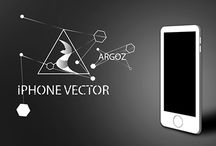 Vector 3D and logo