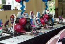 Monster high bday party