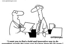 HR humour / New ideas in the world of human resources, or just things that make me smile :)