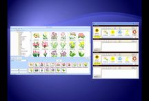 Brother PE-DESIGN Software Videos
