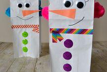 1st Grade Winter Party Ideas