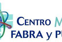 Centro Medico Fabra y Puig / Bienvenidos al tablero del Centro Médico Fabra y Puig donde os iremos colgando imagenes de salud y bienestar