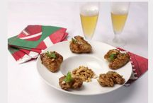 Cruise Ship Recipes:  Appetizer, Bon Voyage, Super Bowl, Tailgate, Goodies / A pinboard inspired by great food on the ships.