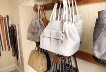 Handbags storage