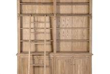 Bookshelfs ...
