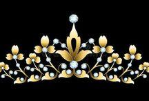 Diadémy a šperky