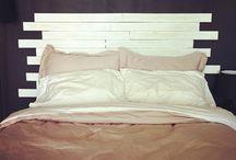 Tête de lit / DIY