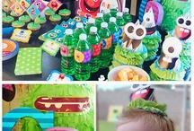 Birthday Party Ideas || Boys