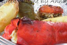 My  Greek Cuisine!!! / Greek Cooking By Anna