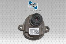 Neu Original SIDE VIEW KAMERA Bmw 7 F01 5 F10 GT F07 F11 3 F30 4 F33 F32 F36 X5 E70 6 F13 9240352