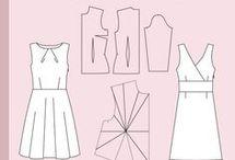 patrones costura:)