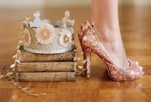 pretty in pink...and sparkles! / by Kristin Green