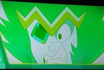 Emerald Steven Universe