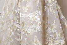 Bridal wear, stunning dresses.
