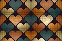 strikkemønstre