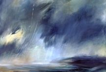 According to McGee, 'Elementals: Seascapes of the North' / Contemporary interpretations from the North East: Seascape, Landscape, Light and Weather David Baumforth / Frey Horsley / Mick Oxley / Michael Bilton