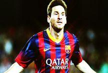 #Messi / Fotbalista Lionel Messi.