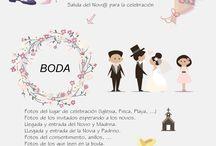 Infografías de Boda