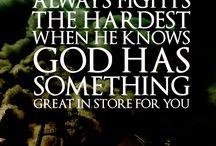 God/strength