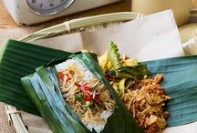 RICE / NASI BAKAR (Indonesia)
