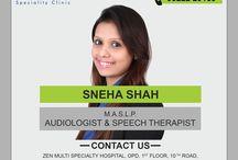 Hearing & Speech