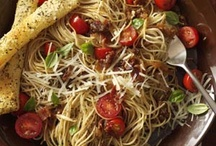 Recipes~Pastas / All different kinds of pasta. . . / by Julie