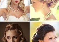 Wedding - Hair / by Brittany Kaiser