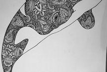 Desenho / Desenhos lindos