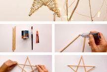 nápady na vianočný stromček