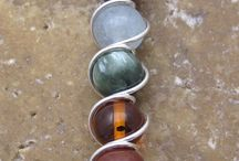 Wire Wrapped And Metal Jewelry / by Treasured Designs, LLC
