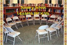 Sunday School  / by Kasey Grauerholz