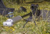 "DXL-4 ""Sevastopol"" guns / 408 Cheytac Russian Ultra-LongRange sniper rifle"