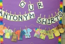 My very own CLASSROOM! / by Kathleen Schill