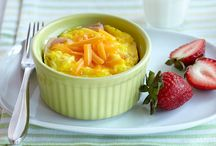 Breakfast / Healthy meals