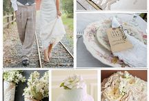 Love, Lace & Champagne / by Vintage Design