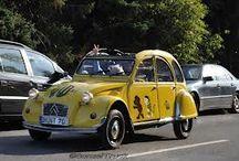 Janosch | Fahrzeuge / Von der smart-en Tigerente bis zum klassischen Citroen 2CV