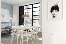 Inspirations - interior visualizations