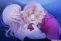 Diabolik lovers Kou × Yui