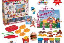 Oyuncak Eğitici Pepee Hamburger Oyun Hamuru Seti Hediyecik.com.tr Online Oyuncak Hediye Alışveriş 7/24 Sipariş 0212 325 24 25