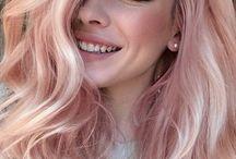 Pink blonde
